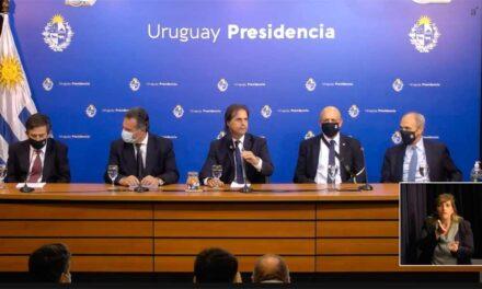 PRESIDENTE ANUNCIÓ NUEVAS MEDIDAS POR COVID.