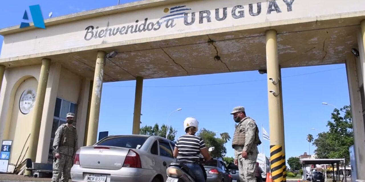 LA FRONTERA DE ARTIGAS CON BRASIL PERMANECERÁ ABIERTA NORMALMENTE.