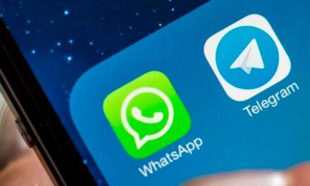 ¡Todos a Telegram! Usuarios reaccionan a nuevas políticas de privacidad en WhatsApp.