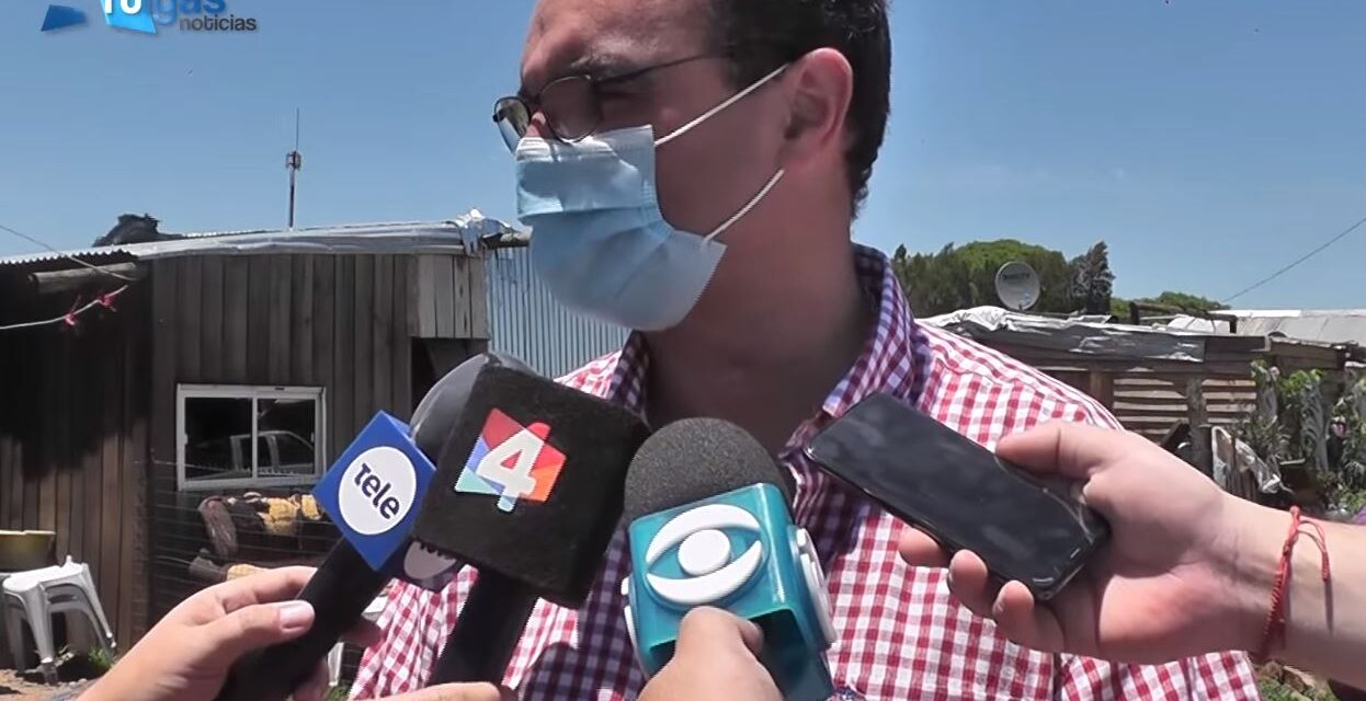 INTENDENCIA Y MIDES FIRMARON CONVENIO DE ALIMENTACIÓN QUE BENEFICIARÁ A CIENTOS DE VECINOS DE LA ZONA OESTE.
