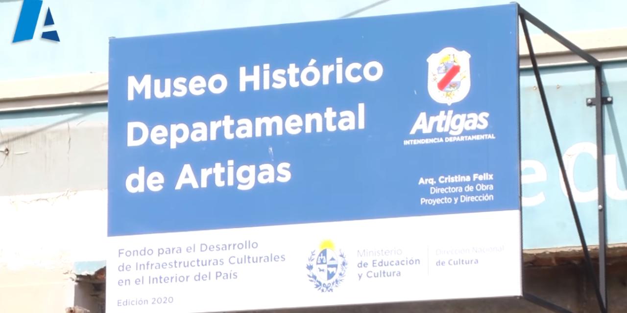 EN TRES MESES CULMINARÁN LOS TRABAJOS ESTRUCTURALES DEL MUSEO HISTÓRICO DEPARTAMENTAL.