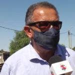INTENDENTE CARAM DESTACÓ LAS OBRAS QUE SE EJECUTAN EN TODO EL DEPARTAMENTO.