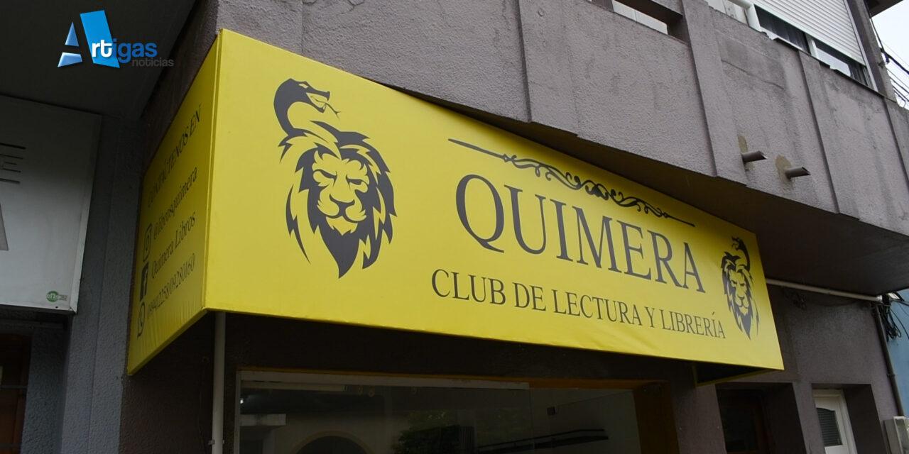 DOS JÓVENES ARTIGUENSES ABRIERON UN CLUB LITERARIO QUE BUSCA INCENTIVAR LA LECTURA. La encantadora compañía de un libro…