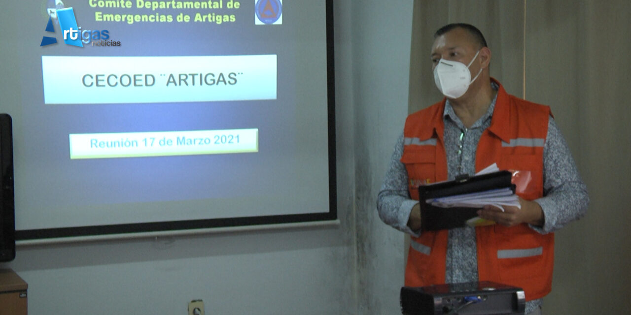 NUEVAS MEDIDAS SANITARIAS CECOED ARTIGAS.