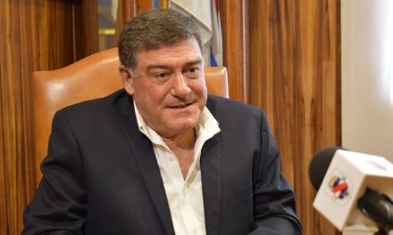 AUGUSTO RODRÍGUEZ ENCARARÁ TAREA DE PROMOCIÓN DEPARTAMENTAL Y «LOLO» CARAM ASUME COMO SECRETARIO GENERAL.
