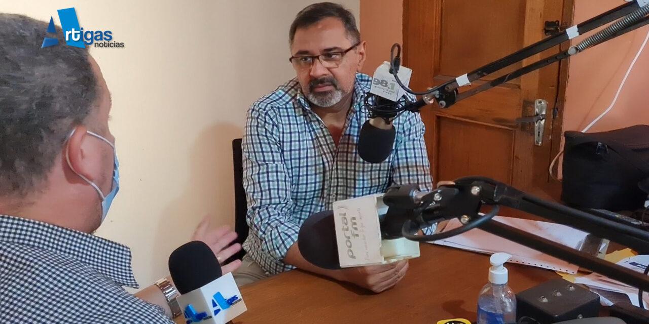 VISITAMOS LOS ESTUDIOS DE LA 98.1. 15 MESES DE PORTAL FM, UNA RADIO QUE LLEGÓ PARA QUEDARSE.