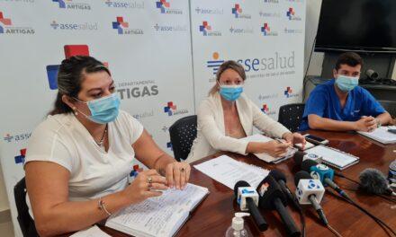 EL HOSPITAL DE ARTIGAS FUE INTERVENIDO EN CARÁCTER ASISTENCIAL. «SE SOLICITA EVITAR AL MÁXIMO LA MOVILIDAD»