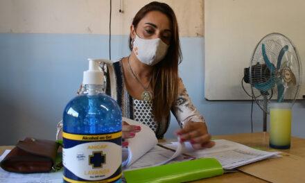 INICIARON LAS CLASES EN PRIMARIA Y SECUNDARIA EN ARTIGAS DE MANERA NORMAL.
