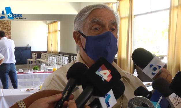 «EN POCO TIEMPO EL PRODUCTOR ARTIGUENSE VA A PODER VENDER OVINOS A BRASIL»