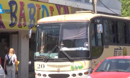 DESDE QUE COMENZÓ LA PANDEMIA UNOS 500 ESTUDIANTES URUGUAYOS QUE VIVEN EN QUARAI CRUZAN EL PUENTE INTERNACIONAL DE LA CONCORDIA DIARIAMENTE CAMINANDO PARA IR A ESTUDIAR