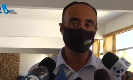 AUTORIDADES DE QUARAI Y ARTIGAS PREOCUPADAS POR LA BANDERA NEGRA EN LA VECINA CIUDAD.