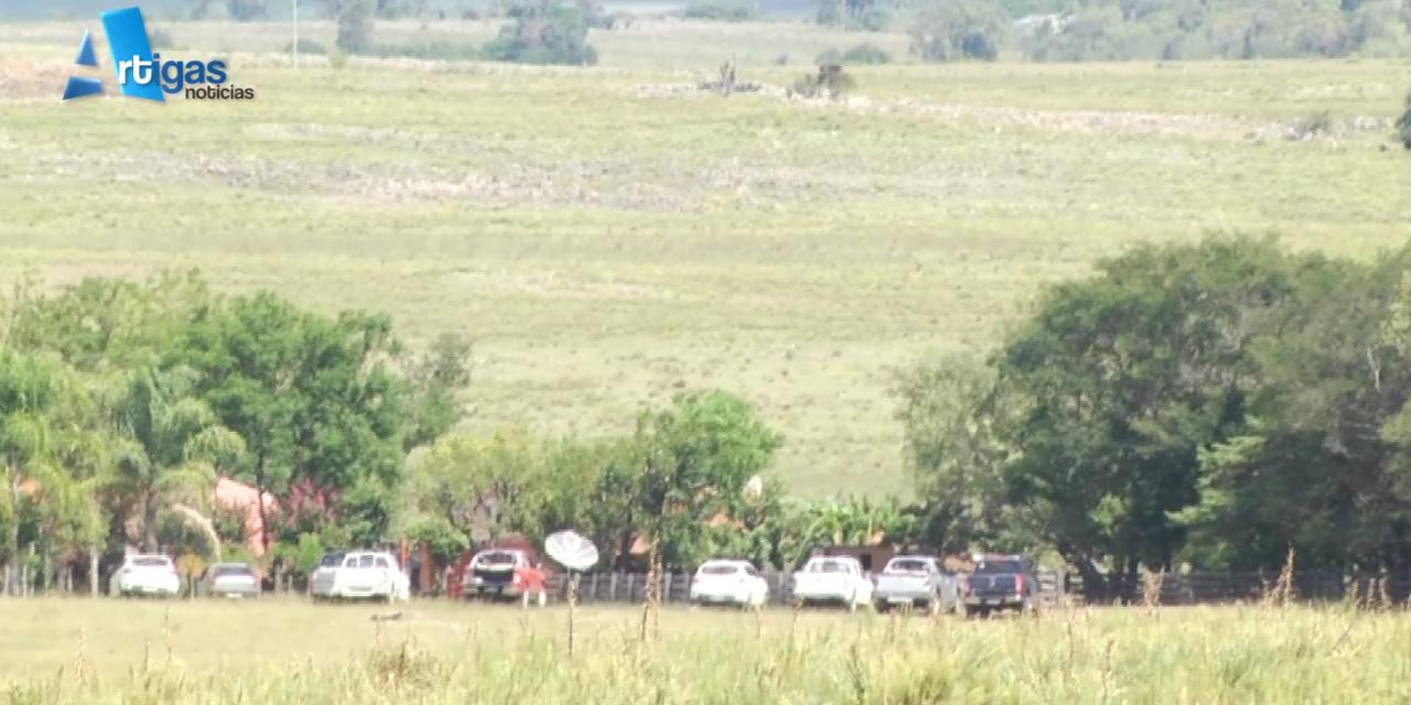 Investigan un doble homicidio ocurrido en Artigas
