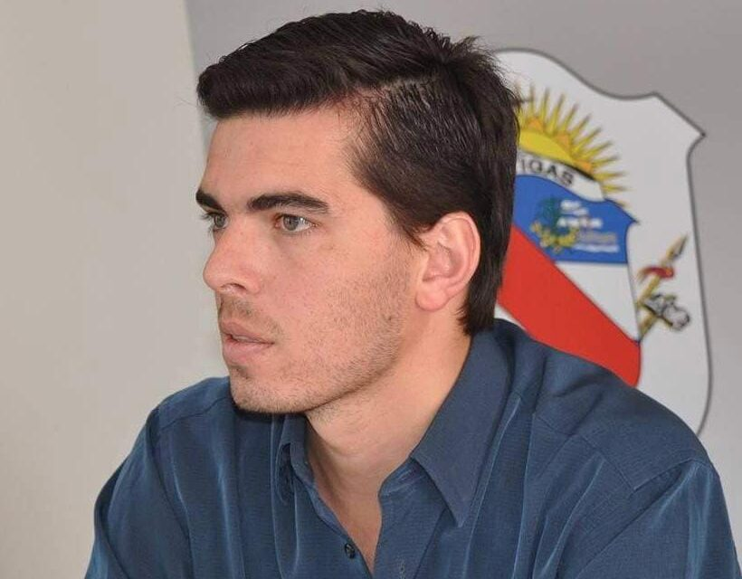 DIRECTOR GENERAL DE LA INTENDENCIA, ESCRIBANO EMILIANO SORAVILLA, DIO POSITIVO A COVID.
