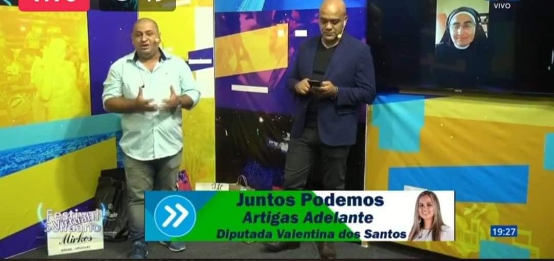 SOLIDARIDAD A TRAVÉS DE LOS MEDIOS DE COMUNICACIÓN.