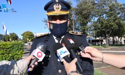 JEFE DE POLICIA DIJO QUE SE CONTINÚA TRABAJANDO EN LOS DIFERENTES OPERATIVOS EN APOYO AL CECOED.