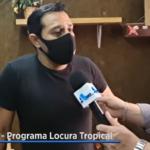 GRAN MOVIDA SOLIDARIA DEL PROGRAMA «LOCURA TROPICAL» ESTE SÁBADO DESDE LAS 10:30.