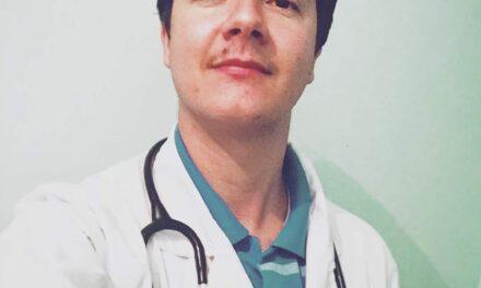 ARION FONTOURA ES EL NUEVO DIRECTOR DEL HOSPITAL DE ARTIGAS.