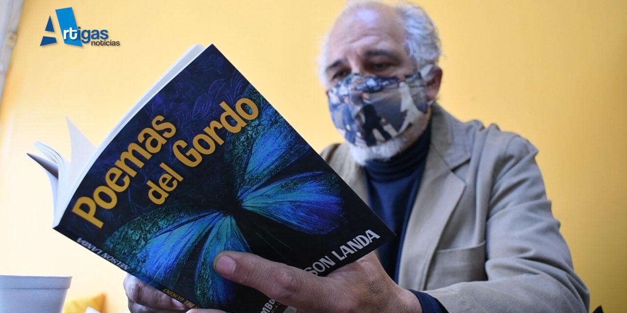 QUIMERA Y SU ESPACIO » CIUDAD DE ESCRITORES» SANTIAGO LANDA PRESENTA » POEMAS DEL GORDO»