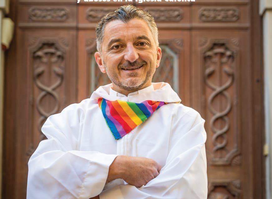 """EL EX SACERDOTE JULIO BOFFANO PRESENTÓ SU LIBRO """"CONOCERME ME HIZO LIBRE"""". BOFFANO SE DECLARÓ HOMOSEXUAL Y CUENTA SEGÚN SUS PALABRAS LOS PRIVILEGIOS Y ABUSOS DE LA IGLESIA CATÓLICA."""