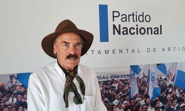 JORGE DOS SANTOS ES EL NUEVO PRESIDENTE DE LA DEPARTAMENTAL NACIONALISTA.