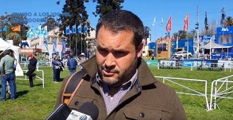 CABAÑA MACEDO DE ARTIGAS OBTUVO EL QUINTO GRAN CAMPEONATO EN LA RAZA BRANGUS EN LA EXPO PRADO 2021