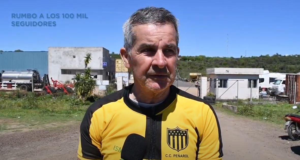 ISMAEL DA COSTA : «HACIA 40 KILÓMETROS POR DÍA EN BICICLETA PARA ESTUDIAR MAGISTERIO»